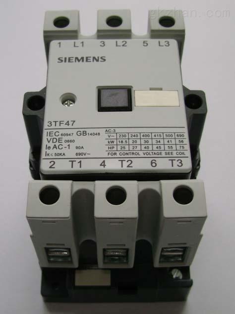 西门子接触器 siemens交流接触器 西门子低压接触器一级代理