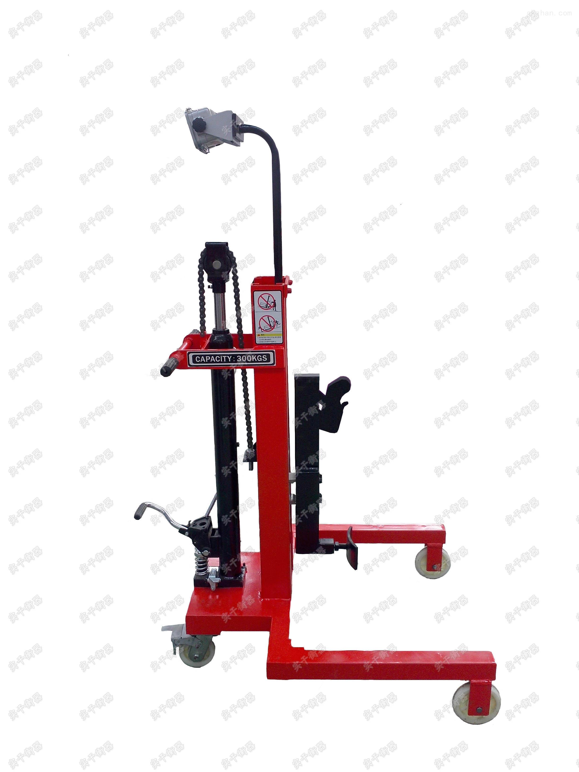 电子油桶秤-搬运电子油桶秤-上海实干实业有限公司