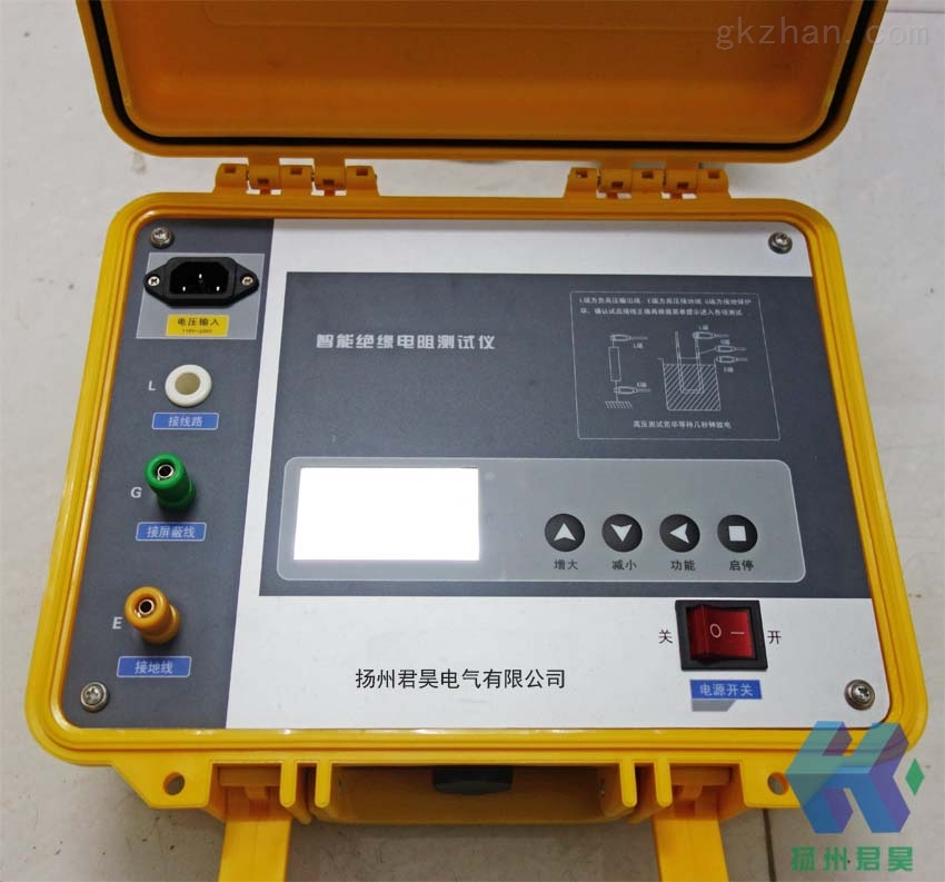jhjr-智能绝缘电阻测试仪