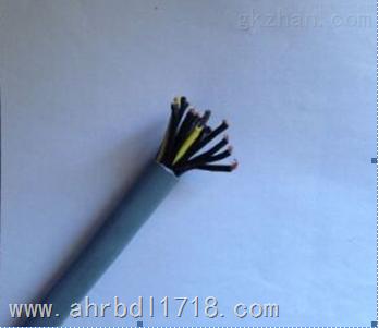 抗紫外线高柔性聚氨酯拖链电缆