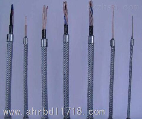钢丝铠装承荷探测电缆