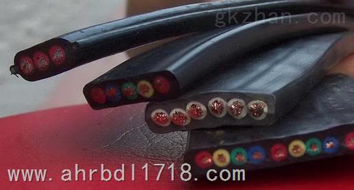 耐油橡套扁电缆