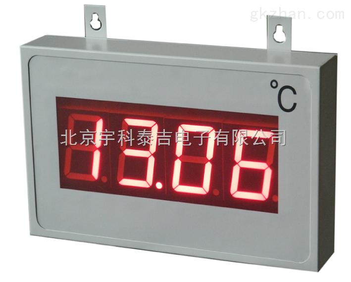智能温度数码管显示屏