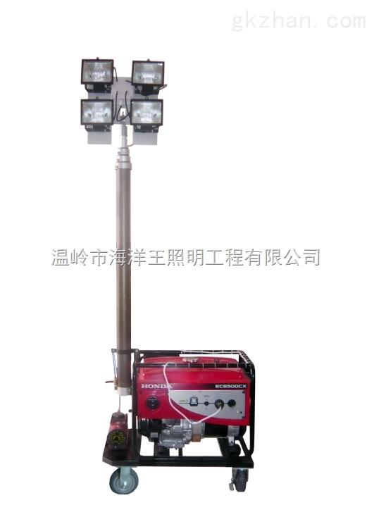 海洋王SFW6110B升降泛光灯(发电机组)价格
