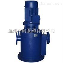立式管道自吸泵