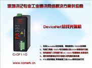 DeviceNet总线光端机