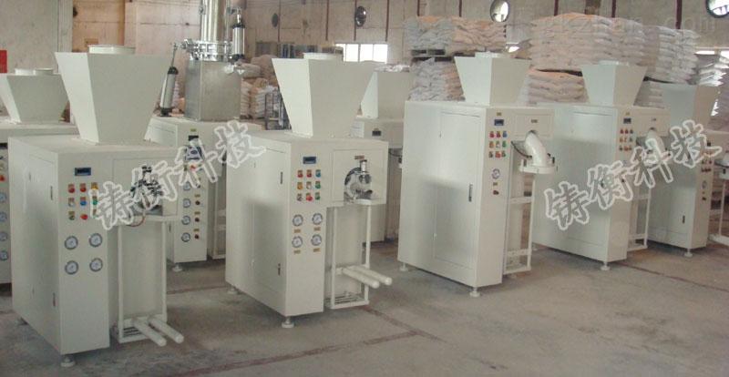 谷物螺旋式阀口包装机