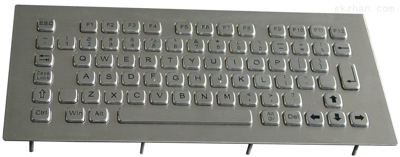 不锈钢金属键盘