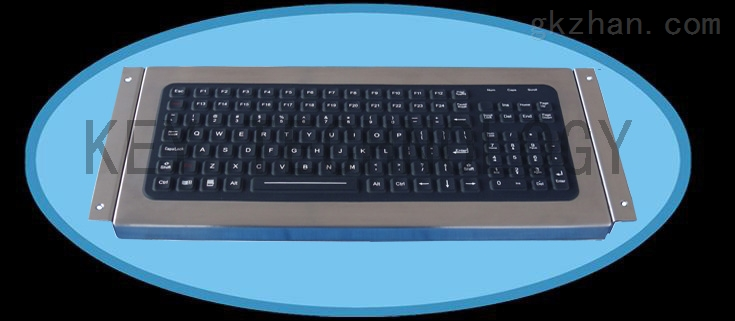 台式硅胶工业键盘