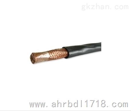 铜丝编织屏蔽电缆