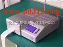 温湿度记录仪(进口探头,带打印) 型号:XU69THP-2000S1