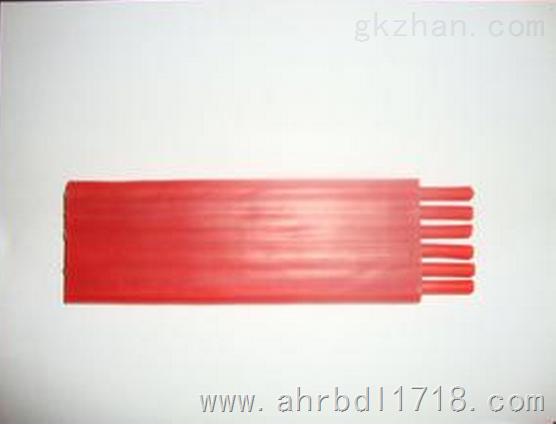 硅橡胶耐高温扁电缆