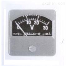 方形直流电压表说明书、参数、价格、图片、简介、选型原理