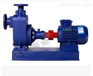 微型自吸式清水离心泵