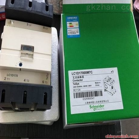 lc1d32bdc交流接触器