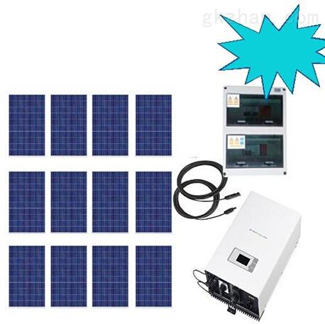 光伏发电并网系统SPB3KW