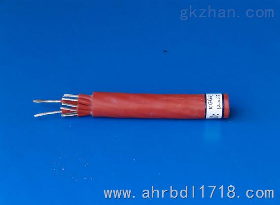 硅橡胶控制电线电缆