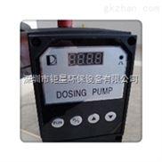 杰斯特计量泵C706油漆搅拌器净水设备