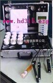 中西便携式水质分析仪(温度 盐度 ,(亚硝酸是试剂盒))/污水和水产养殖
