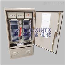 864芯共建共享落地式三网合一光缆交接箱光分路器箱