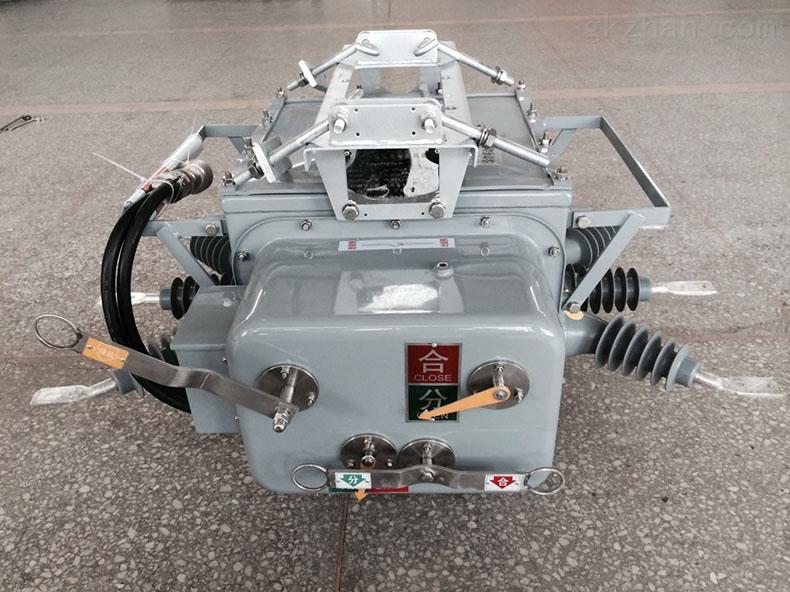 智能高压真空开关ZW20-12F/630智能电网用