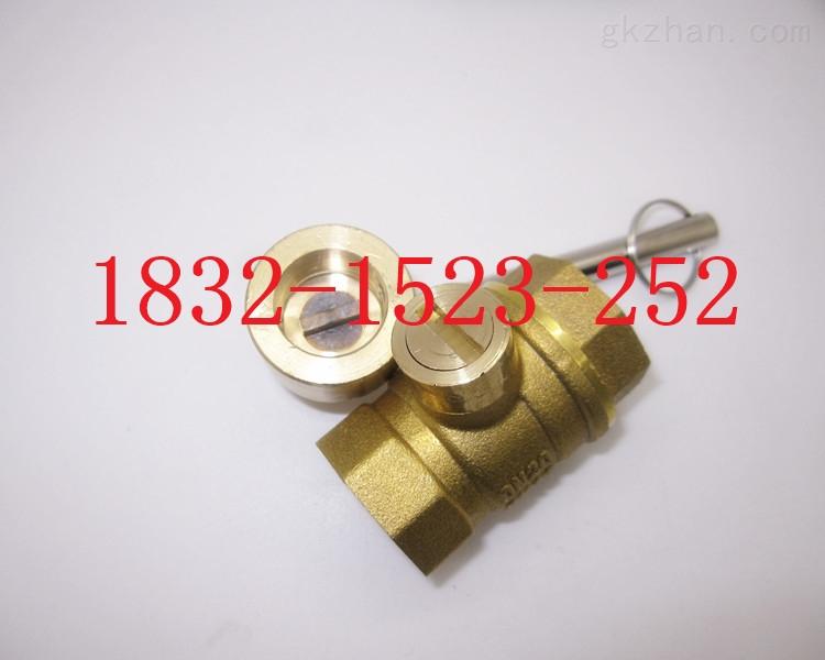 一字型暖气阀门磁性钥匙