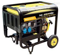 诺克6KW单相小型柴油发电机组