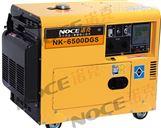 6KW静音式柴油发电机组NK-6500DGS