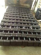 M1-25KG哈尔滨25公斤配重砝码 电梯配重使用