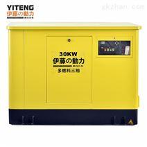 伊藤动力YT30REP/30KW汽油发电机