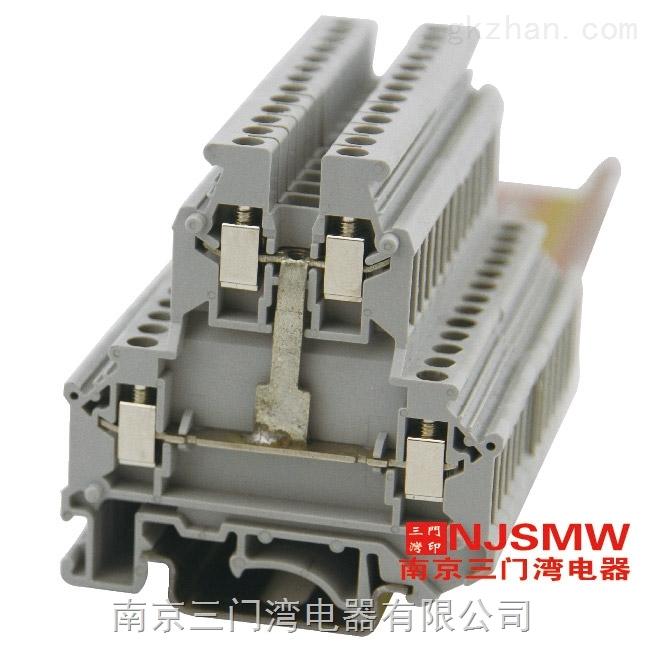 WUKKC3 双层接线端子