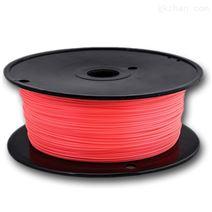智垒科技 are3D!3D打印耗材 PLA 1.75mm 1kg 红色3D打印现材 红色 1.75m