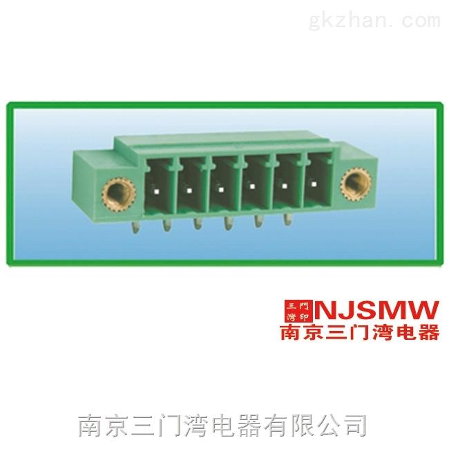 三门湾 WMC1.5RM-3.5/3.81-6P PCB线路板接线端子