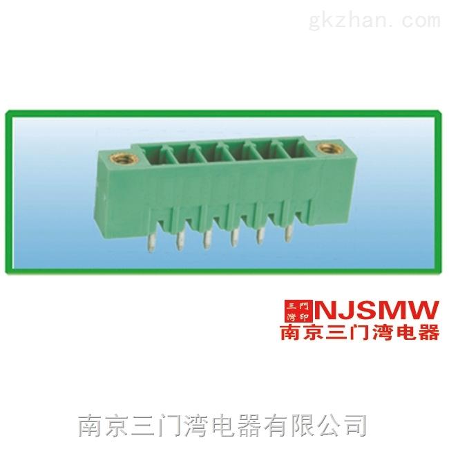 三门湾 WMC1.5VM-3.5/3.81-6P PCB线路板接线端子