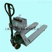 XK3190XK3190上海不锈钢叉车秤厂家、油压车秤