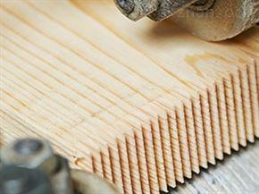 木材分色系統
