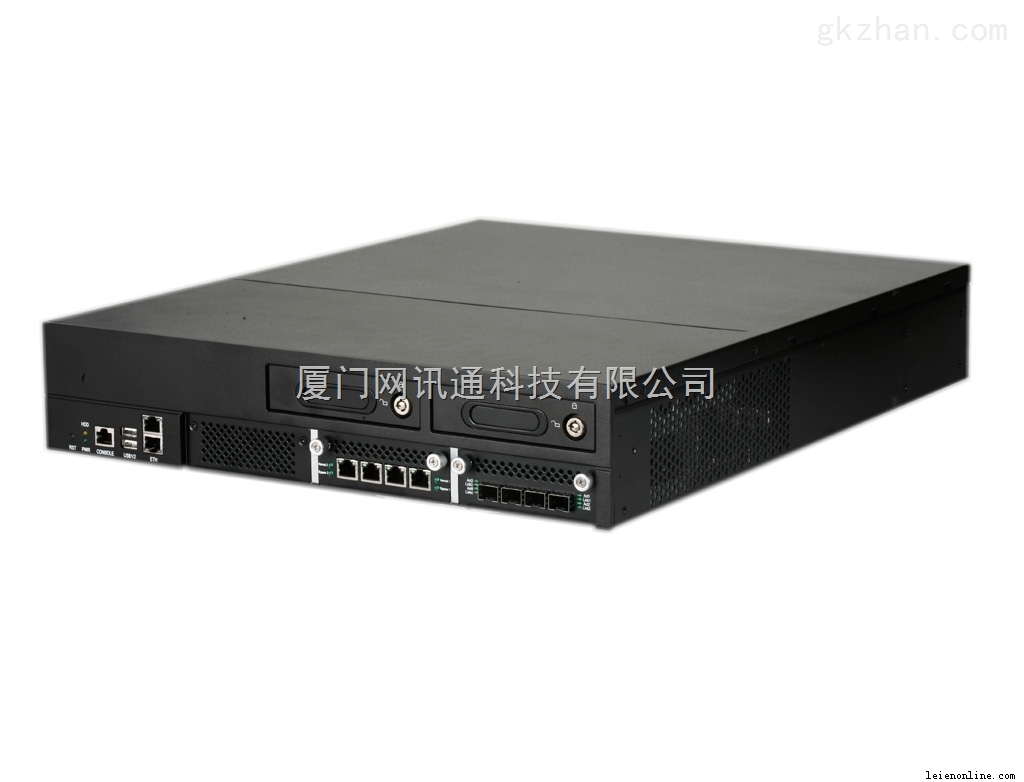 2U上架高性能网络应用平台NPC-8207