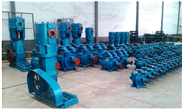 W5-1往复式真空泵W5往复真空泵无油干式系列有立式和卧式福建晶茂