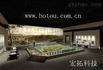 杭州电子沙盘 互动电子沙盘