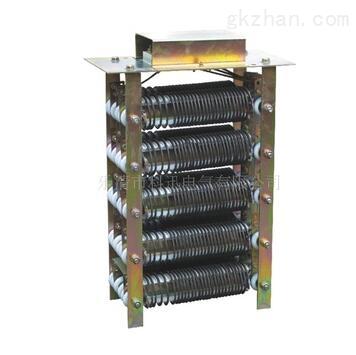 qzx1系列矿用电阻器适用于直流架线
