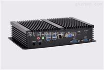 i3 5005U微型迷你电脑主机 2串口 T5005c 高清全铝无风扇 噪音零