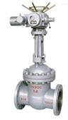 铸铁闸阀 -电动楔式闸阀Z940H电动高温高压闸阀-力典电动阀