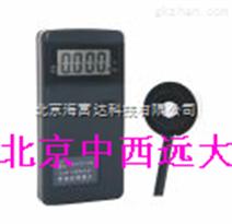 手持式照度计 型号:HP/PHOTO-100