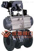 YXQ641F-16气动调节球阀