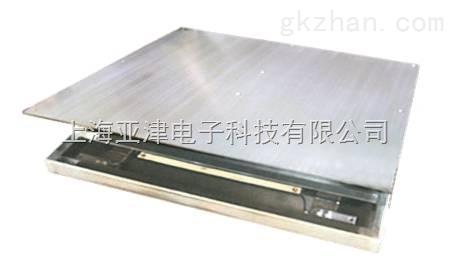 上海电子地磅秤推车吊装装置3吨化工行业防爆秤