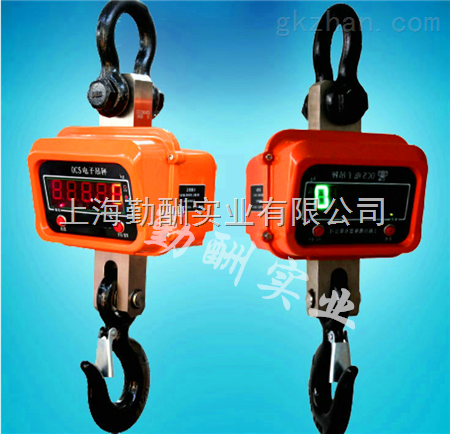 OCS-XZ-BC5吨直视吊钩秤价钱