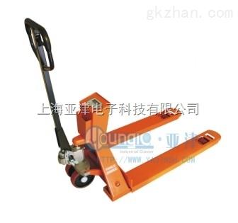 2吨电子叉车秤高防爆等级1T称重秤化工行业防爆秤