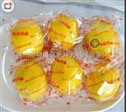 四川单个柠檬包装机,水果自动包装机