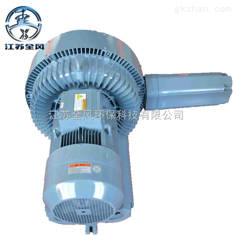 上海双叶轮吸料高压风机