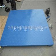 SCS-3T地磅丹东2吨电子平台秤